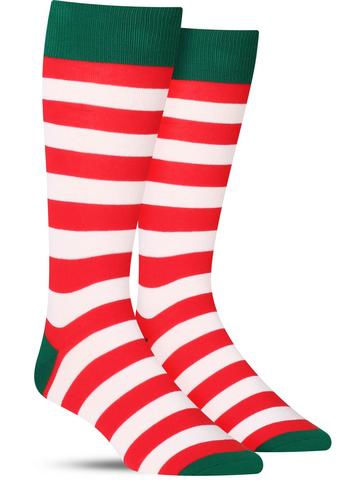Holiday Stripe Socks | Men's