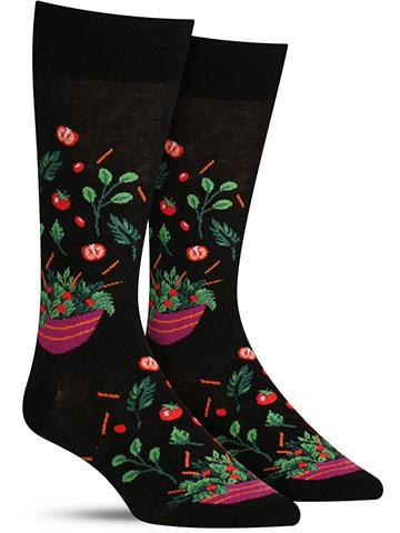 Flying Salad Socks | Men's