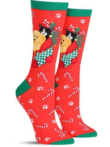 Stocking Stuffers Christmas Socks | Women's