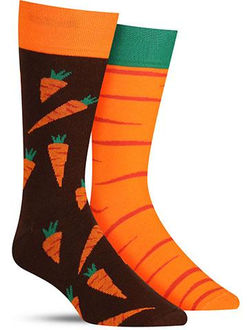 Garden Carrot Socks | Men's