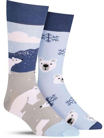 Polar Bear Socks | Men's