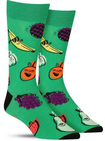 One Eyes Fruit Socks | Men's