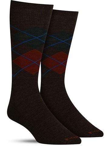Diamond Jim Wool Socks | Men's