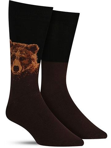 Grizzly Bamboo Socks | Men's