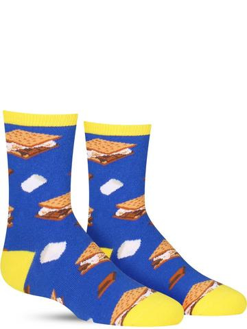 Want S'More? Socks