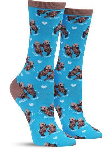 Significant Otter Socks | Women's