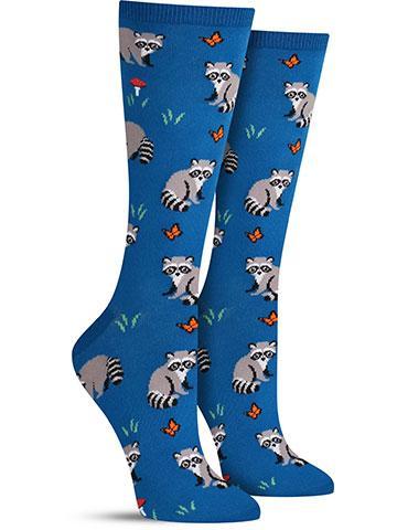 Raccoon Socks | Women's