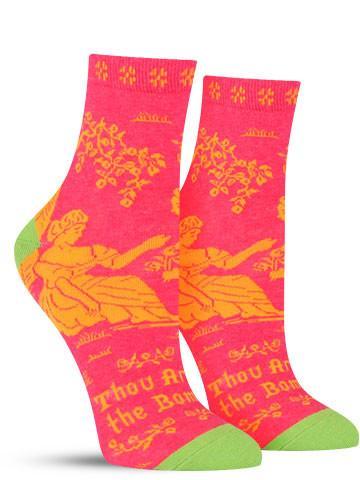 Thou Art the Bomb Socks | Women's