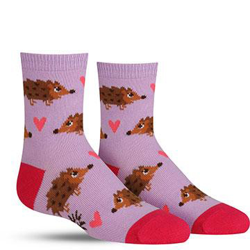 Hedgehog Heaven Socks | Kids'