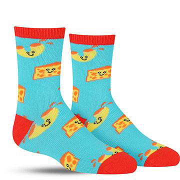 Mac n' Cheese Socks