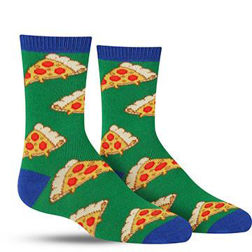 Pizza Socks | Kids'