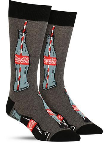 Men's Good to the Last Drop Coca-Cola Socks