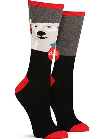 Women's Cheers Coca-Cola Socks
