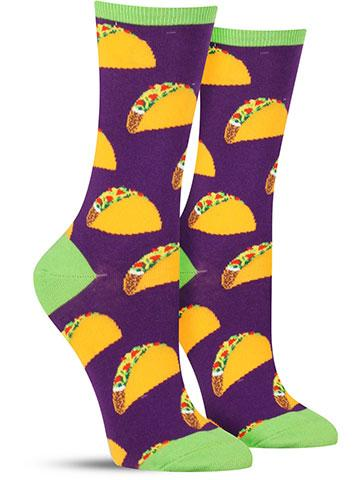 Tacos Socks | Women's