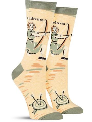 Badass Archer Socks | Women's