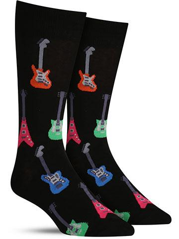 Electric Guitars Socks