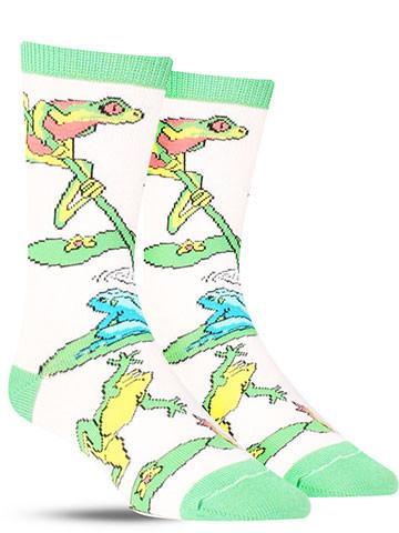 Frog Mix Socks