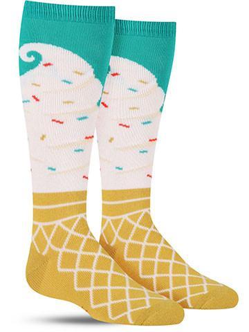 Ice Cream Dream Knee High Socks