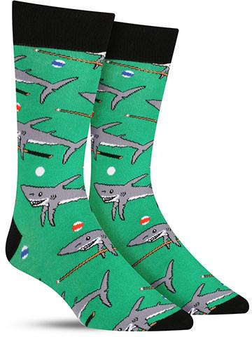 Pool Shark Socks
