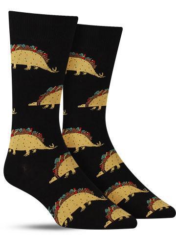 Tacosaurus Socks