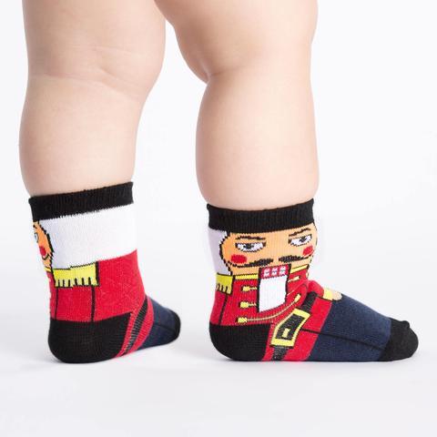 Nutcracker Socks (Toddler