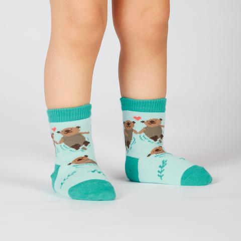 My Otter Half Socks