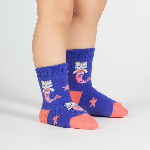 Purrmaid Socks