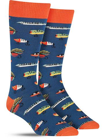Just Fishin' Socks