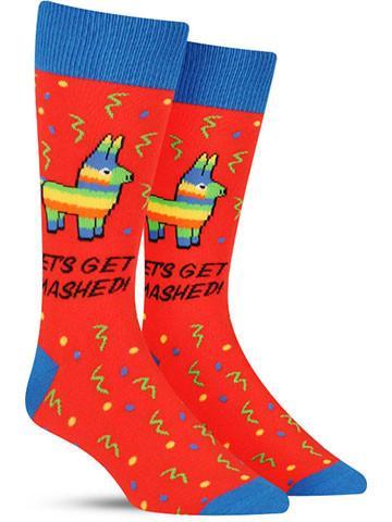 Let's Get Smashed Socks