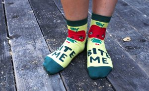Who Needs Valentine's Day with Socks Like These?