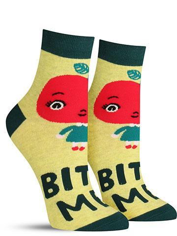 Bite Me Socks