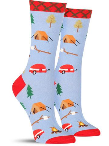 Women's Camping Socks