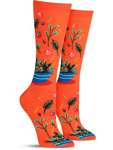 Women's Flying Salad Socks