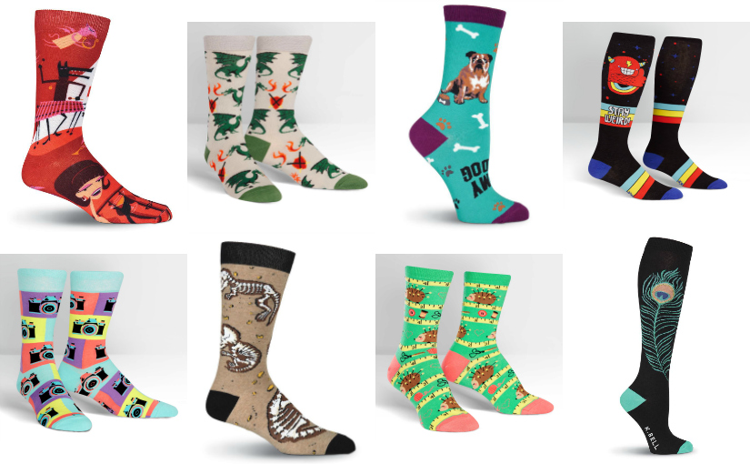 Stellar New Sock Styles Are Coming Soon!