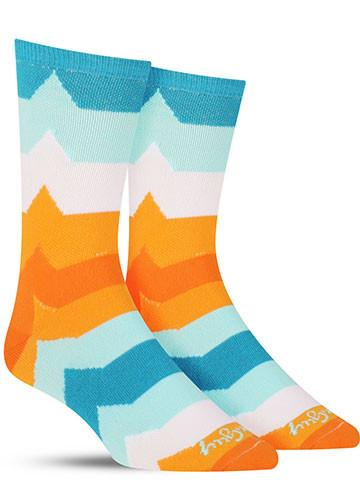 Men's EKG Socks | On Sale for $7