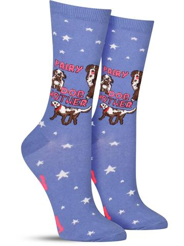 Fairy Dog Mother Socks