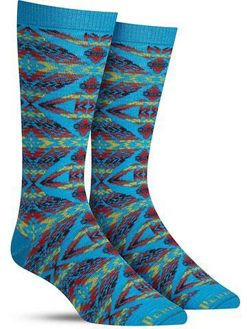 Thunder and Earthquake Wool Socks