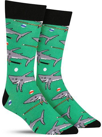 Pool Shark Socks