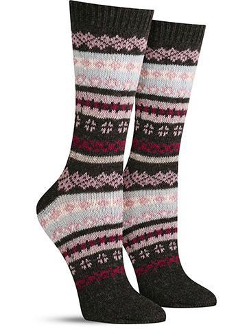 Kathleen Cashmere Socks