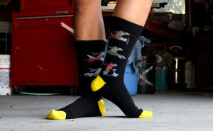 Dog Socks that Will Make You Howl
