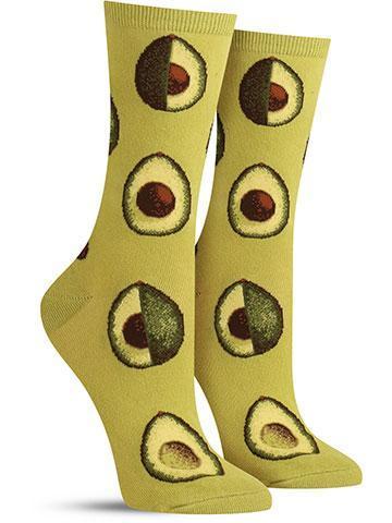 Avocado Phase Socks