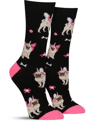 Pugasus Socks