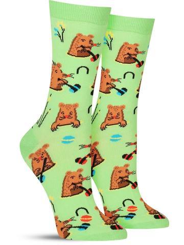 Whack-a-mole Socks