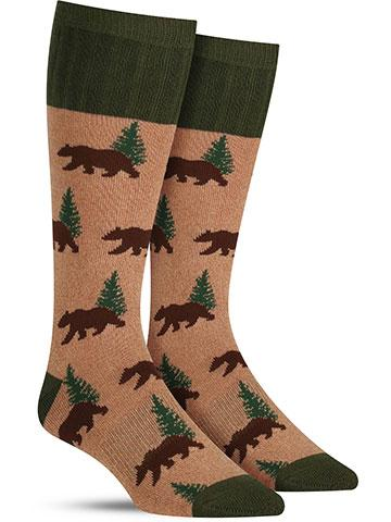 Bear Outlands Socks