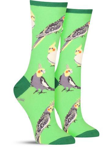 Tweet Hearts Socks