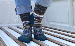 Warm Socks to Melt Away Your Winter Blues