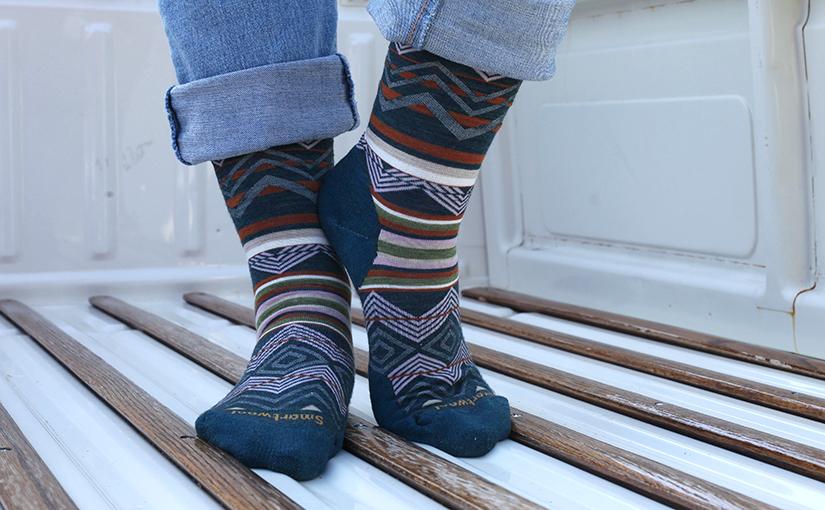 Warm Socks to Melt Away Your Winter Blues