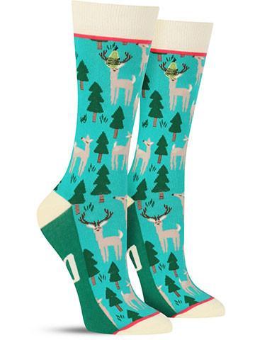 Oh Deer Socks