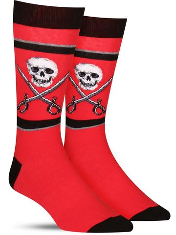 Men's Skull & Swords Socks