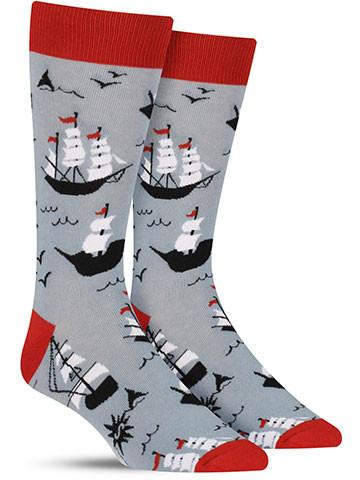 Men's Ship Shape Socks